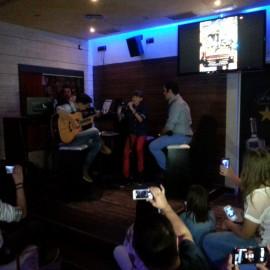 David Parejo y Jaime Aranda